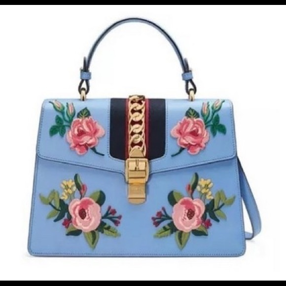 53df87008ceb Gucci Dionysus Floral Embroidered Tote